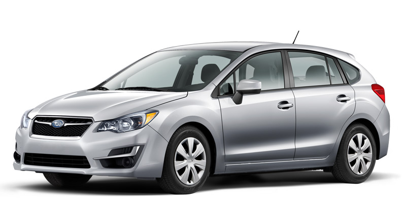 2015 Subaru Impreza | Subaru of Brampton