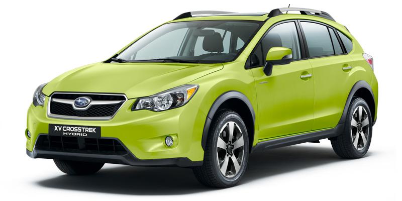 2015 Subaru XV Crosstrek Hybrid | Subaru of Brampton