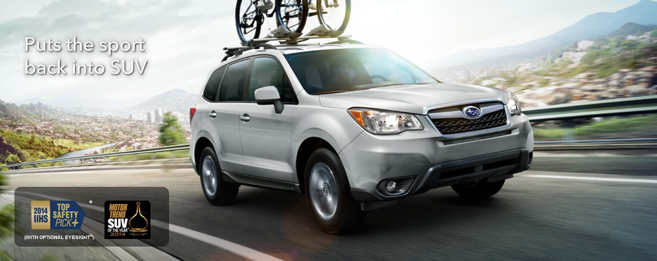 2015 Subaru Forester Turbo