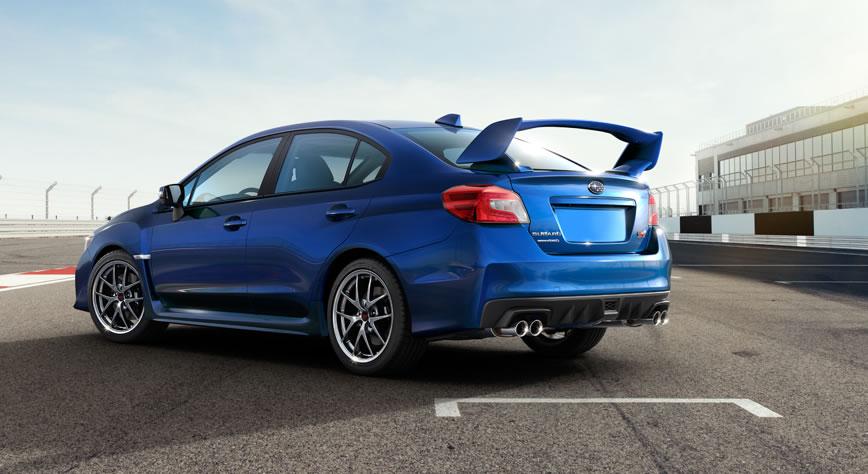 2017 Subaru STI Prices