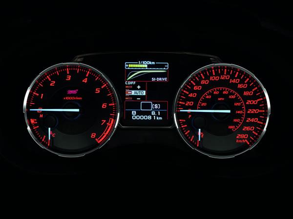 Int Rieur Wrx Wrx Sti 2016 Subaru Canada