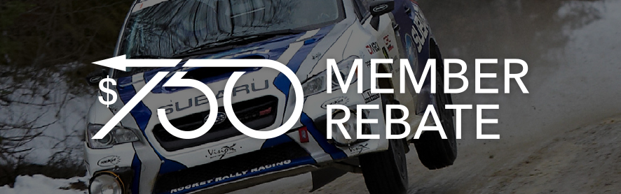 Subaru Canada CARS Member Rebate