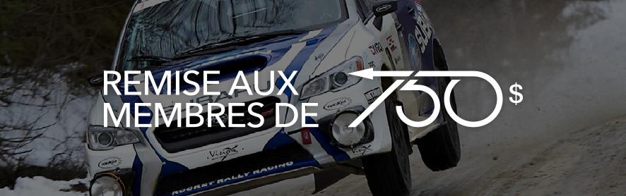 Programme de remise de Subaru Canada – Membres de CARS