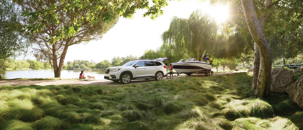 2021 Subaru Ascent  photo