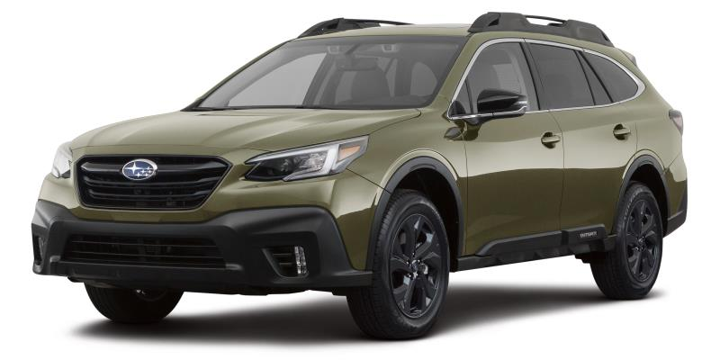 2020 Outback EyeSight