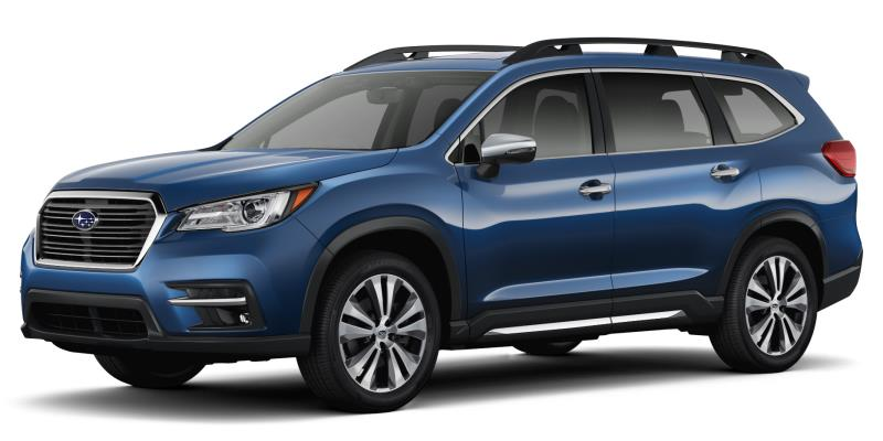 Subaru Ascent Connected Services