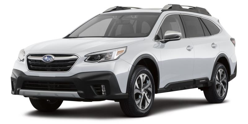 Subaru Outback Connected Services
