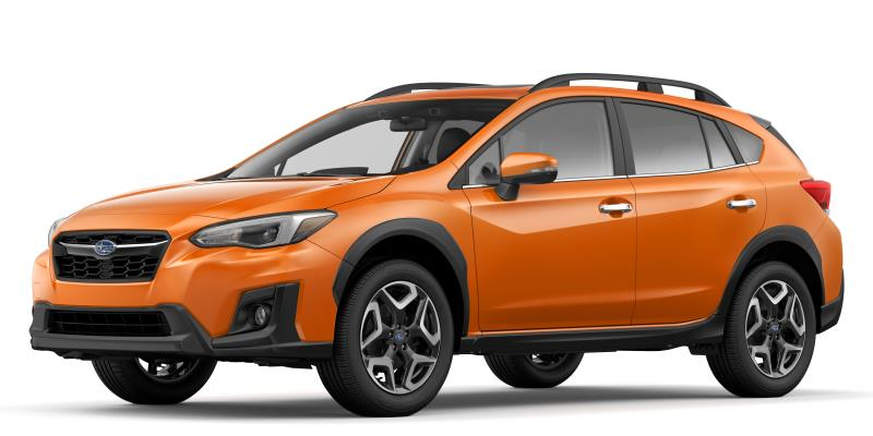 Subaru Crosstrek Connected Services